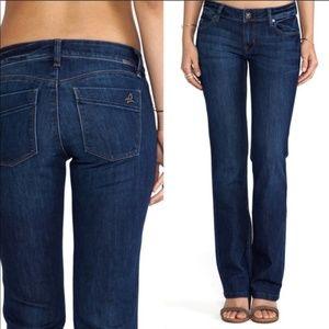 "DL1961 | Cindy Slim Boot Jeans, inseam 34"""